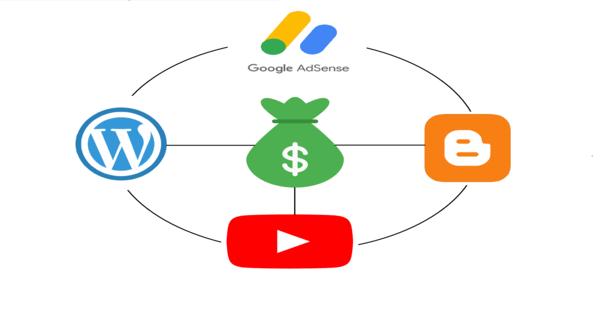 Mendapat Penghasilan dari Iklan di Google AdSense