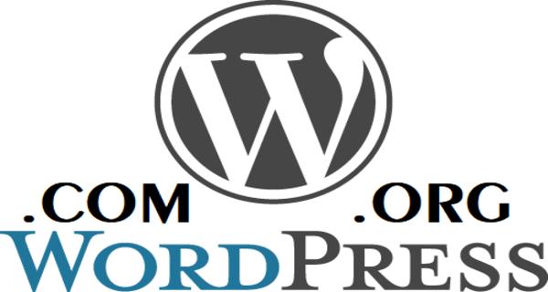 Perbedaan dari WordPress com dan WordPress org